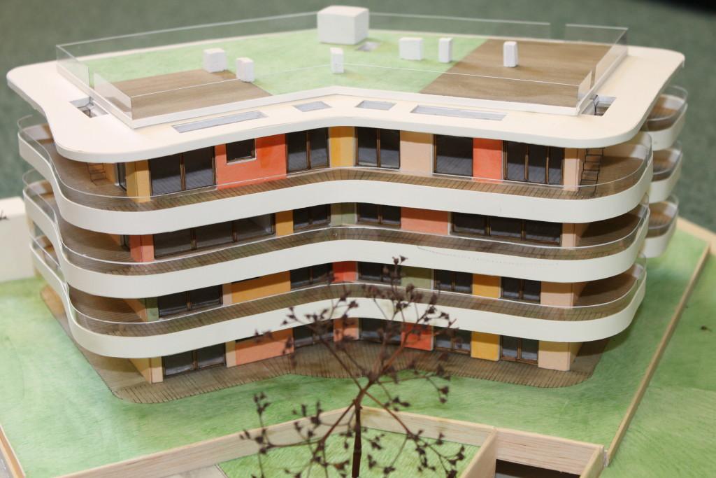Trilocale a bressanone immobilgasser for Residence bressanone centro